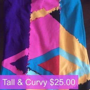 LuLRoe TALL & CURVY L**NEW**